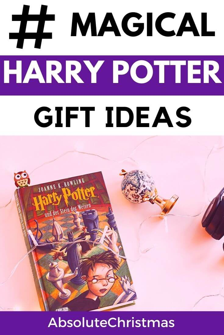 Harry Potter Gifts for Kids and Adults