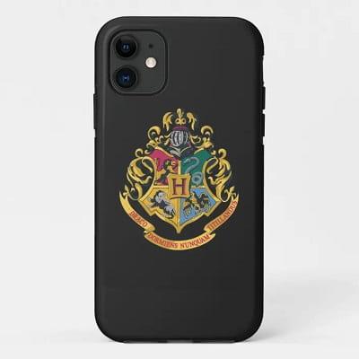 Harry Potter Hogwarts Crest Phone Case