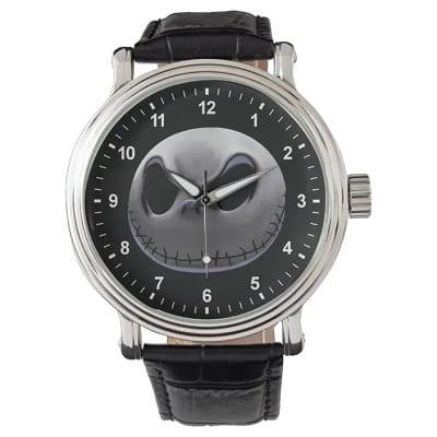 Jack Skellington Master of Fright Wristwatch