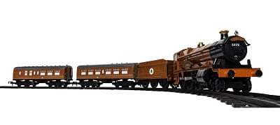 Lionel Hogwarts Express Train Set with Remote Control
