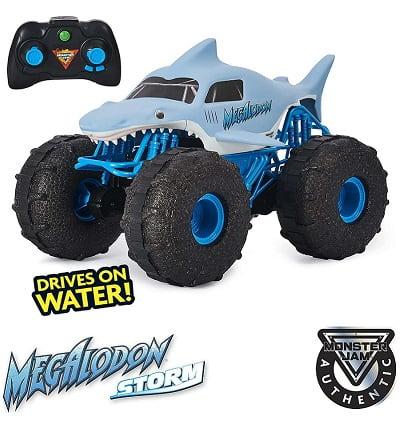 Monster Jam Megalodon Storm All-Terrain RC Car