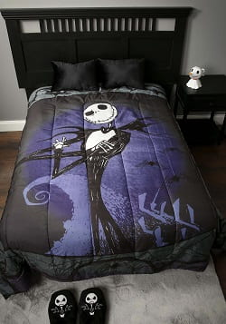 Nightmare Before Christmas Comforter