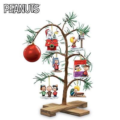 PEANUTS Classic Tabletop Tree