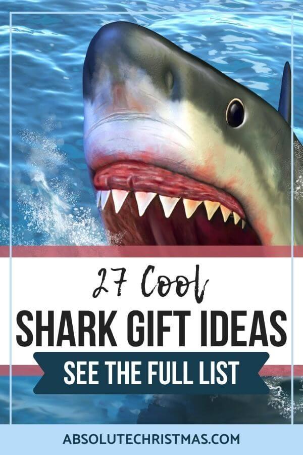 Shark Gifts for Shark Lovers