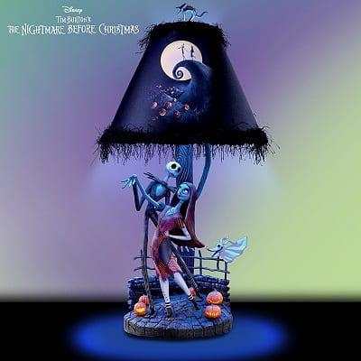 The Nightmare Before Christmas Moonlight Lamp