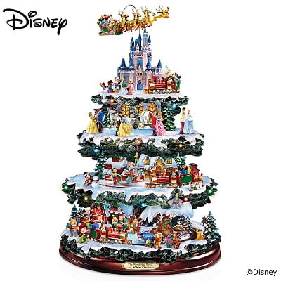 The Ultimate Disney Tabletop Christmas Tree - Best Tabletop Christmas Trees