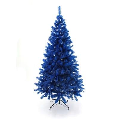 7ft. Blue Pine Artificial Christmas Tree
