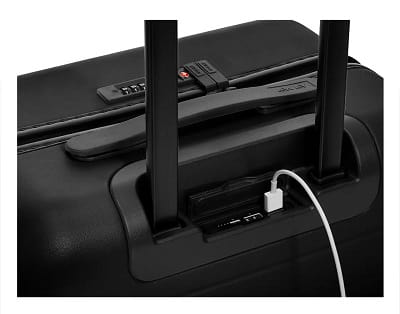 Away The Bigger Carry-On with USB Charger