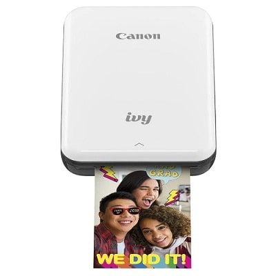 Canon IVY Mini Smartphone Photo Printer - Gifts for College Guys