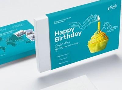 Happy Birthday Experience Gift