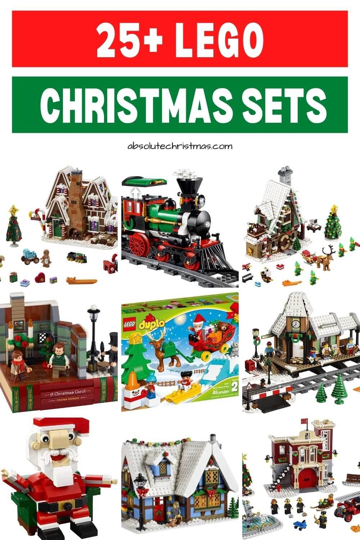 LEGO Christmas Sets - LEGO Holiday Sets