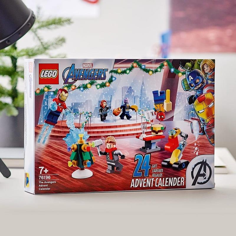 LEGO Marvel The Avengers Advent Calendar 2021