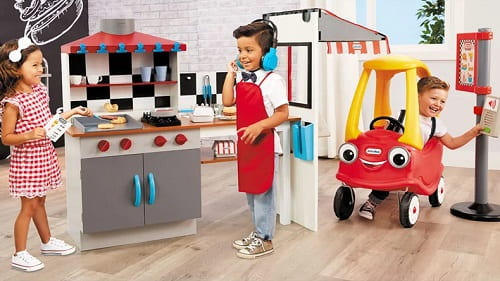 Little Tikes Drive Thru Diner - Top Christmas Toys for Preschoolers