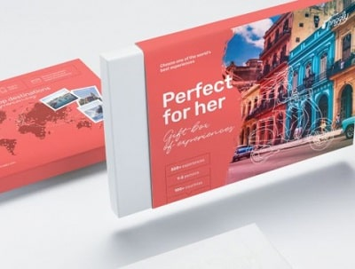 Perfect for Her Experience Gift