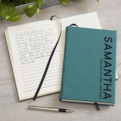 Personalized Writing Journal