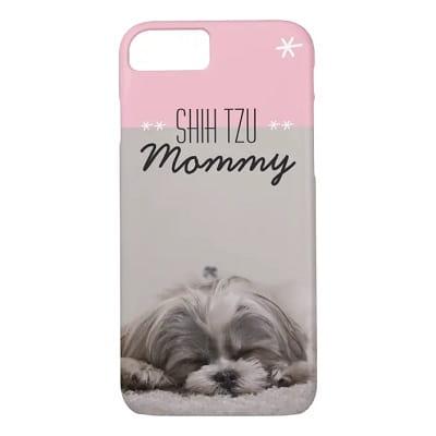 Shih Tzu Mommy Phone Case