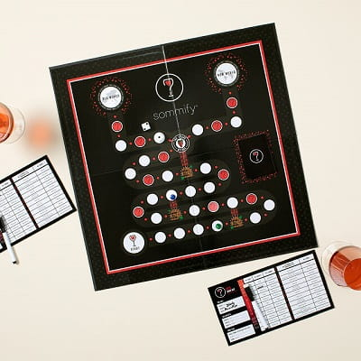 Sommify - A Blind Wine Tasting Board Game