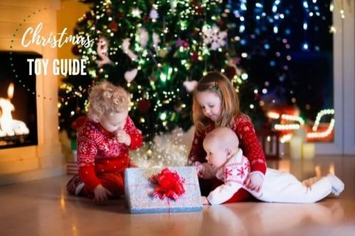 Top Christmas Toys for Babies and Toddlers