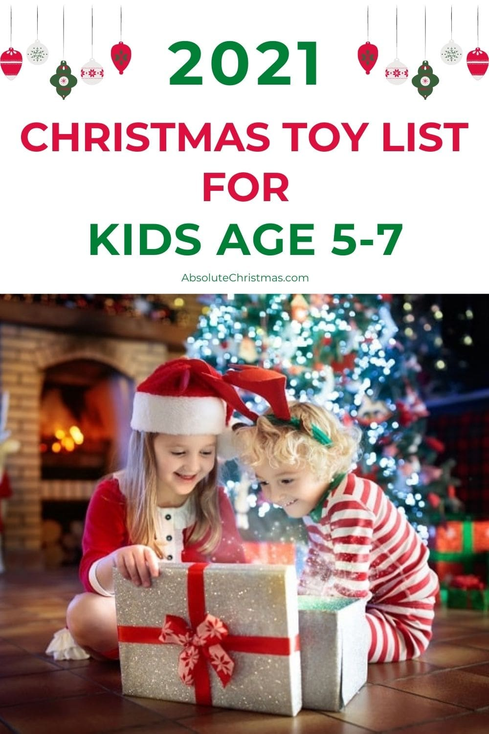 Top Christmas Toys for Grade Schoolers - Hot New Holiday Toys for Kids Age 5-7