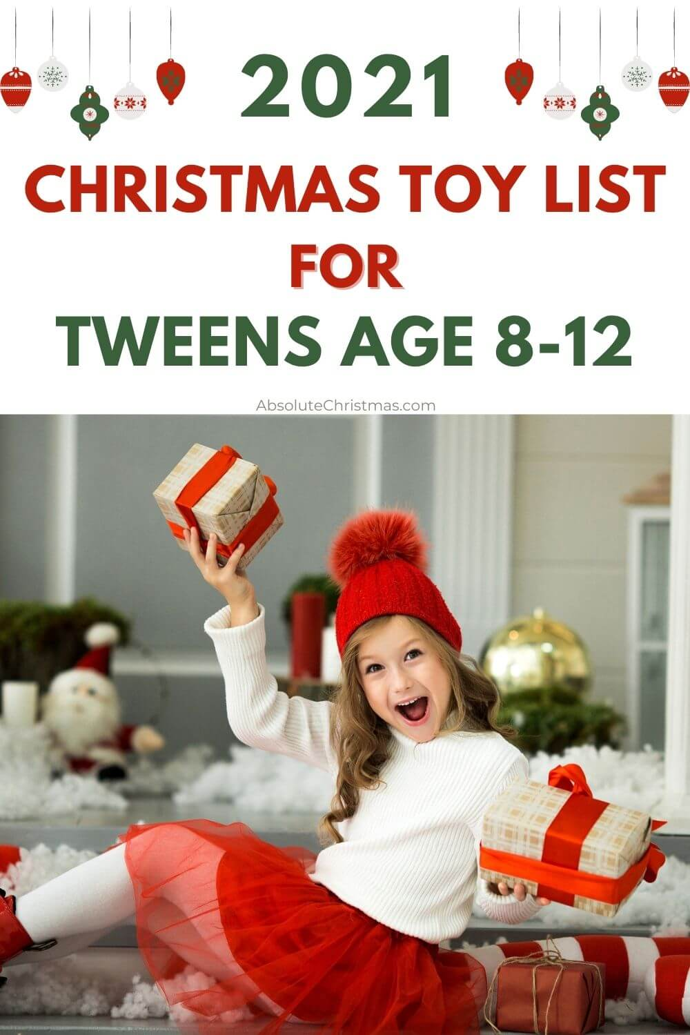 Top Christmas Toys for Tweens Age 8-12 - Holiday Toy Guide