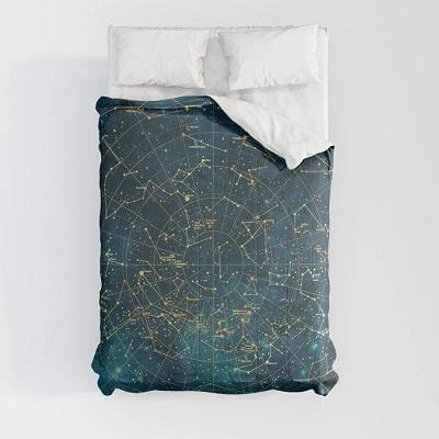 Under Constellations Comforters