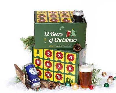 12 Beers of Christmas Beer Advent Calendar