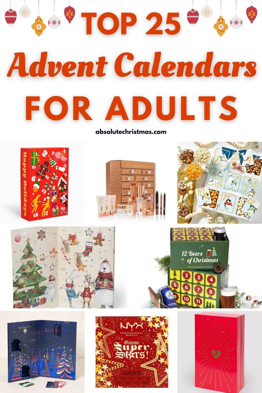 Best Advent Calendars For Adults