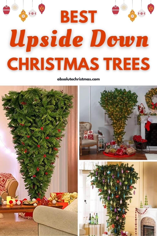 Best Upside Down Christmas Trees