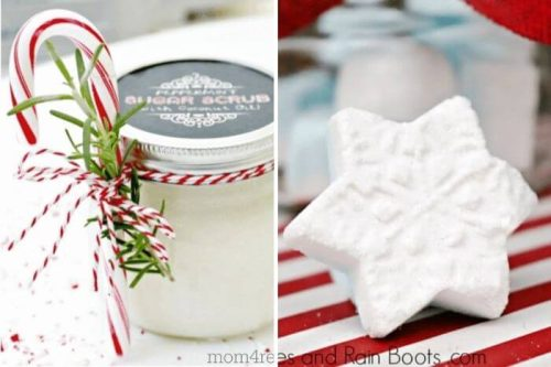 DIY Christmas Gifts for Women - Homemade Christmas Gift Ideas