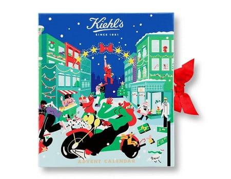 Kiehl's Limited Edition Holiday Advent Calendar