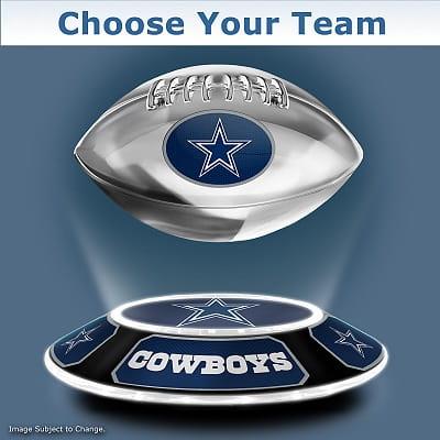 NFL Illuminated Levitating Football